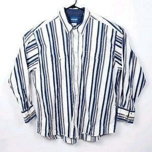 Wrangler Western Pearlsnap Long Sleeve shirt